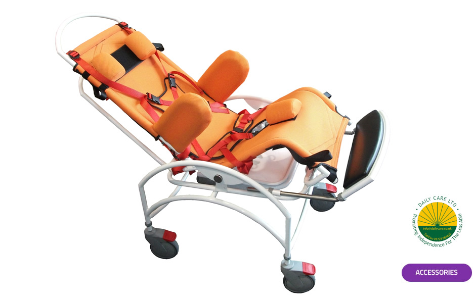 Dash Nimo Paediatric Tilt in Space Chair